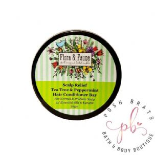 Scalp Relief Tea Tree & Peppermint Solid Conditioner Bar